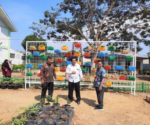 Kunjungan Dinas Pertanian